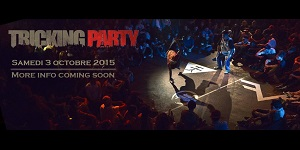 Tricking Party 3 [03/10/15] (Villejuif, France)